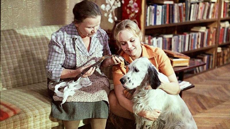 Одни из самых лучших советских кинокартин, по мнению зрителей
