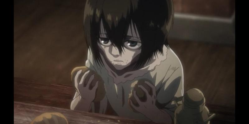 Топ 5 Трагическое детство героев аниме
