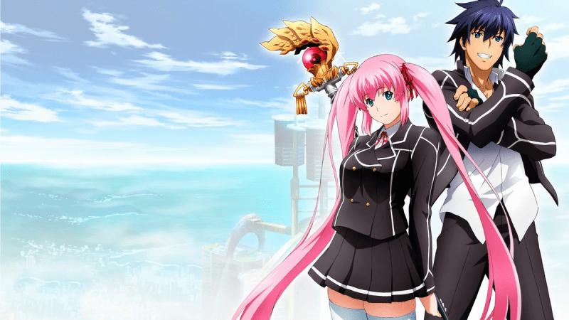 Топ аниме где главный герой переводится в новую школу и показывает свою силу