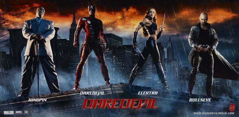 3 неудачных экранизации по Марвелу , не входящие в киновселенную - а мне они нравятся.