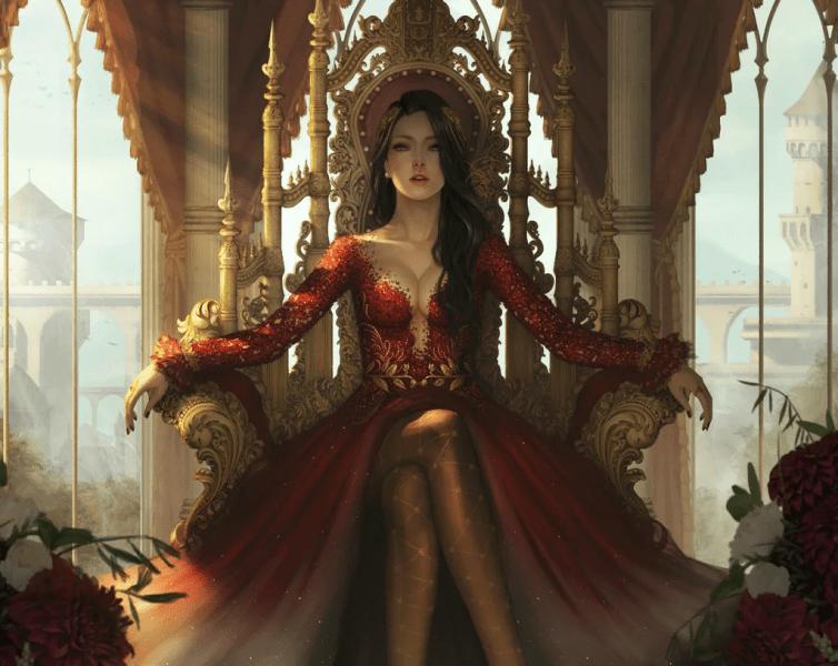 4 харизматичные императрицы в фантастике и фэнтези
