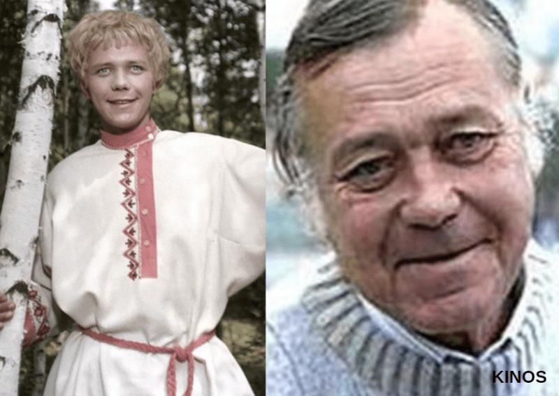 Актеры советских сказок Александра Роу тогда и сейчас: как изменились Настенька, Иванушка, Варвара краса и два Андрея?