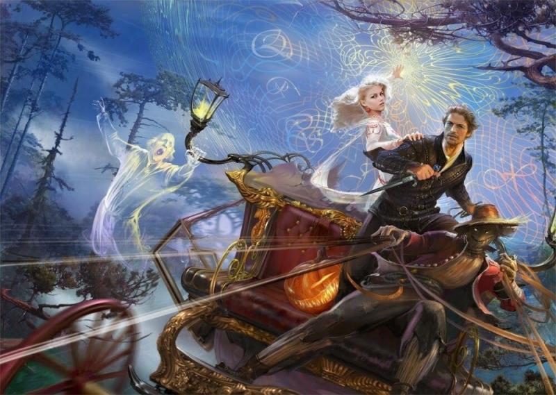 Фэнтези цикл «Страж»: тёмное очарование Средневековья