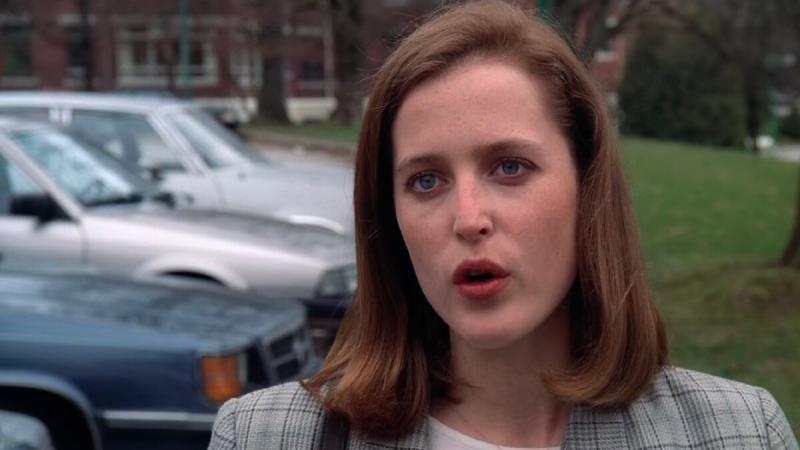 Как изменились актёры сериала Секретные материалы за 27 лет?