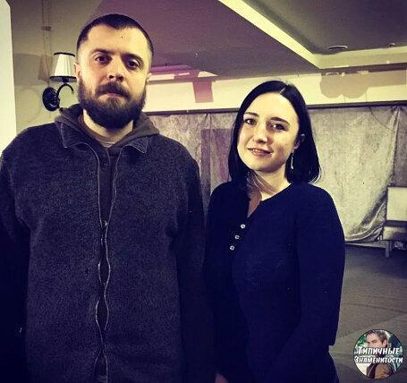 """Кто жена талантливый актера из сериала """"Интерны"""" Александра Ильина"""