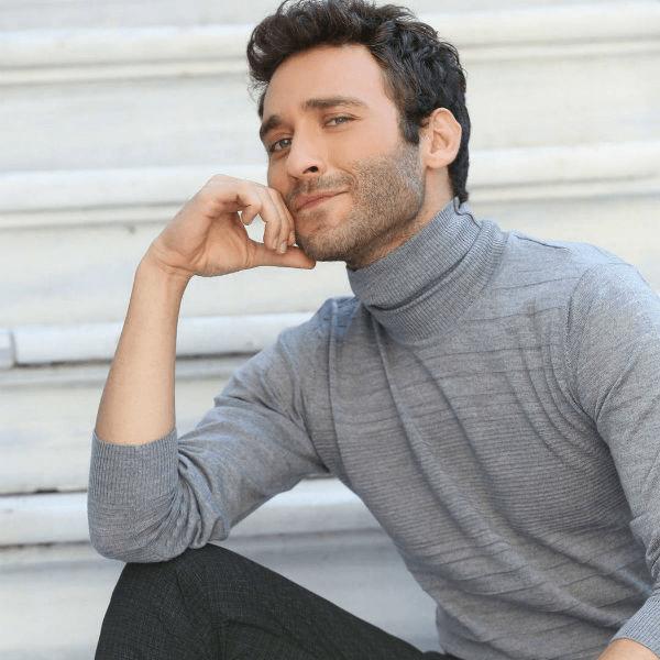 Мужественные красавцы: голубоглазые турецкие актеры