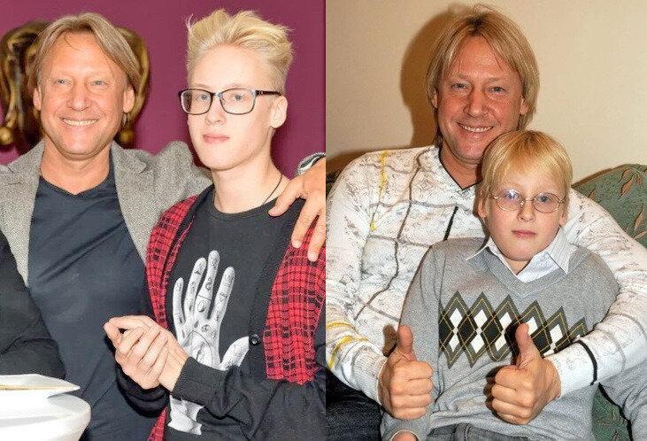 На одно лицо: пять российских актеров, которые очень похожи на своих известных отцов