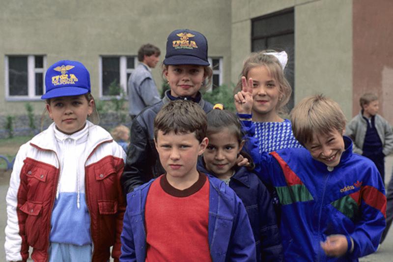 Обзор фильма Середина 90-х