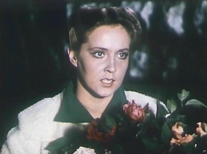 Одна из красивейших советских актрис, ставшая диктором Центрального телевидения