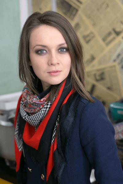 Подробности личной жизни Ольги Олексий, замужем ли актриса и кто ее муж.