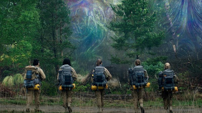 Самый красивый фантастический триллер от студии Netflix, что мне довелось видеть