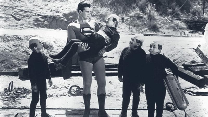 Шесть фантастических фильмов 50-х со странными сюжетами