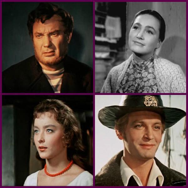 Сложный тест по советским фильмам,актерам и актрисам