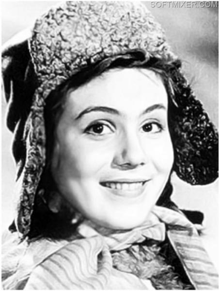 Советские актеры в несыгранных ролях. Фотопробы.