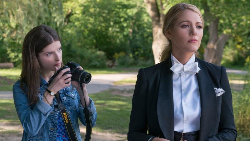 Топ-3 фильма с актрисой Блейк Лавли, которые я люблю пересматривать.