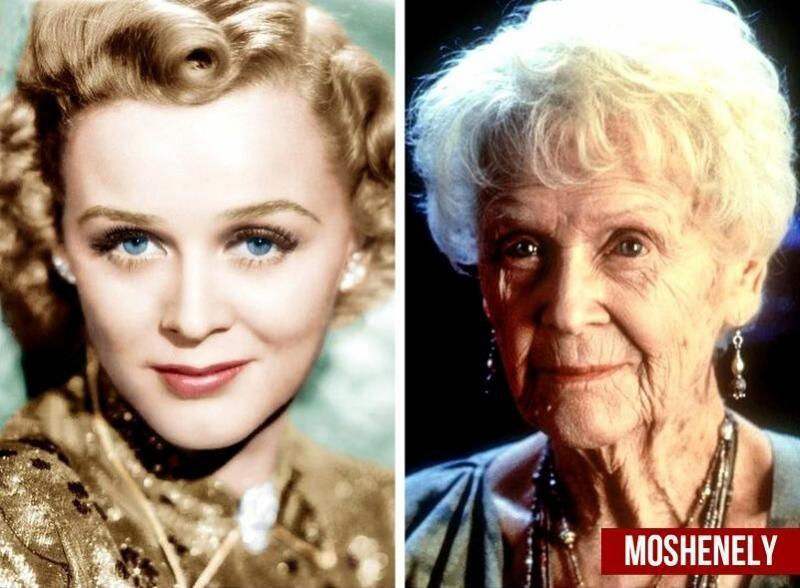 Топ 6 знаменитостей, которых вы наверняка знаете, но, возможно, не помните, как они выглядели в молодости