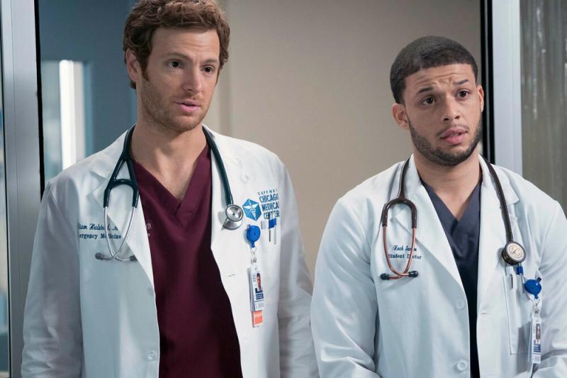 11 лучших сериалов о медиках