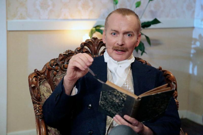 Актёр с непростой судьбой Андрей Руденский и его три секретных брака