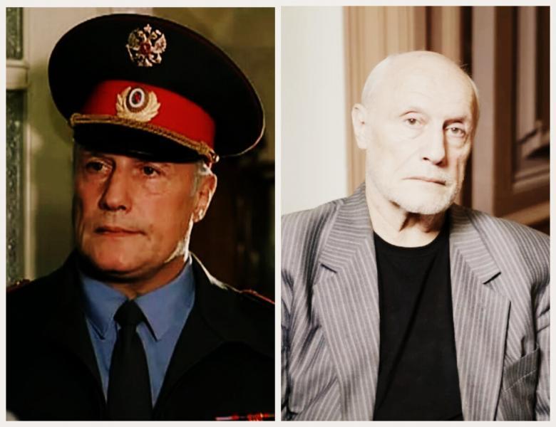 Актёры фильма «Ворошиловский стрелок». Спустя время... (фото)