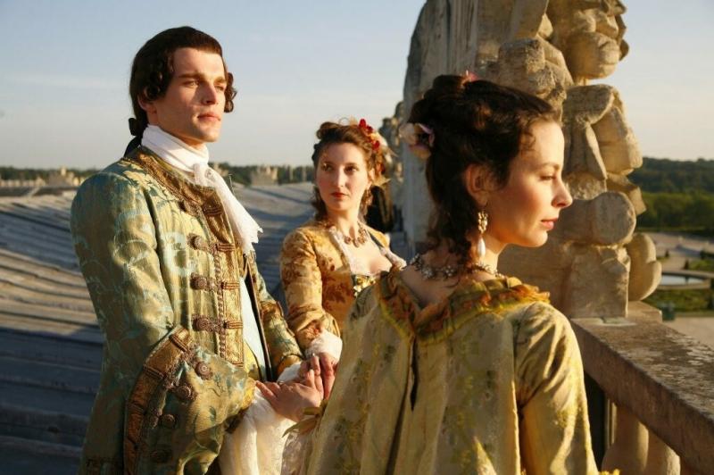 Четыре атмосферных исторических фильма про французский двор
