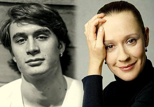 Евгения Дмитриева и Владимир Киммельман – молодой актёр, от которого актриса родила двоих детей