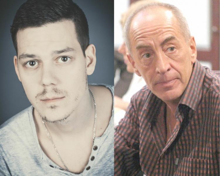 Отец и сын Шкловские. Личная жизнь актёров.
