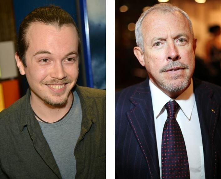 «Папина копия»: знаменитые актеры и их сыновья похожи как две капли воды