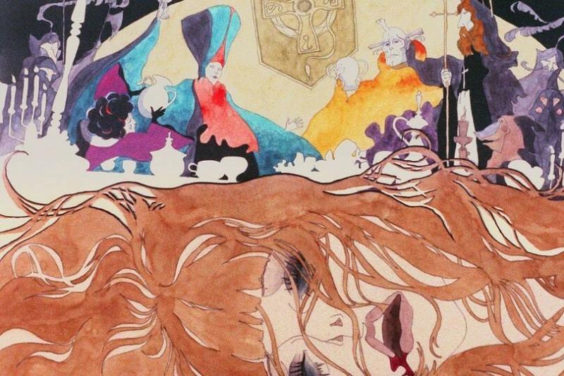 Пять полнометражных психоделических мультфильмов