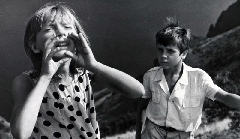 Три фильма с юной Линой Бракните