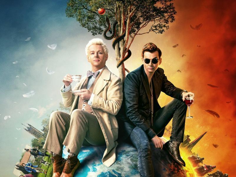 5 сериалов про конец света
