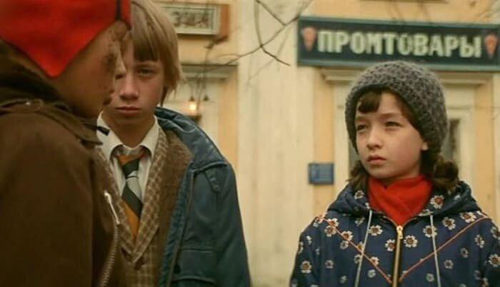 Железная Кнопка из фильма «Чучело»: Как юная актриса снималась с Орбакайте, а благодаря Быкову встретила любовь
