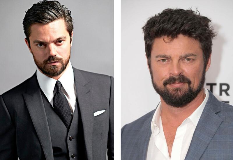 Актеры похожие друг на друга. Сможете угадать где кто?