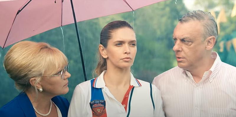 Ходченкова, Бортич и Лядова вошли в тройку топовых актрис десятилетия.