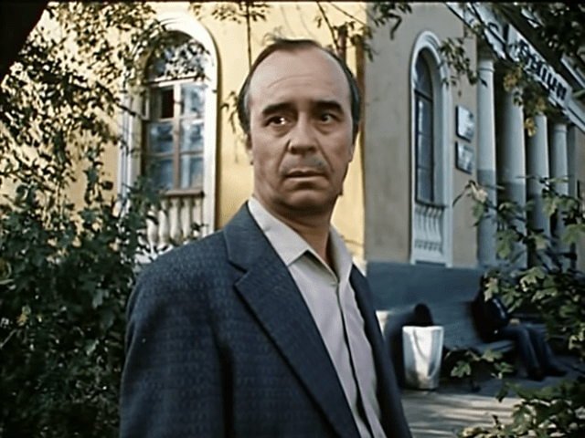 Три лучших фильма с участием Олега Борисова (по моему мнению)