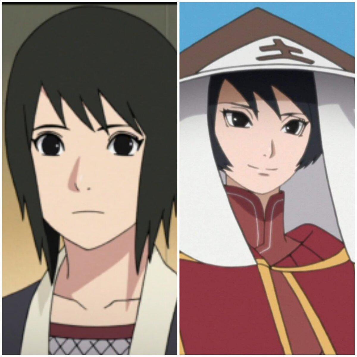 Украденные личности из аниме Наруто!