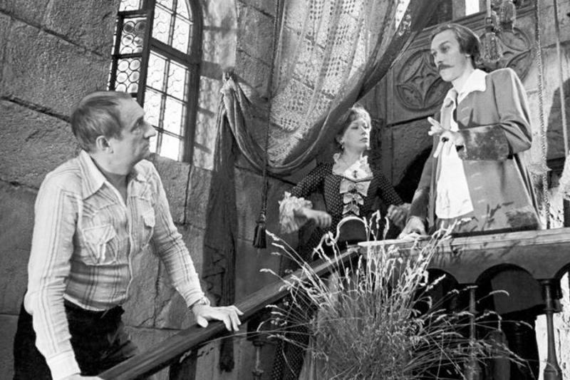 Грустная ирония Янковского — «Тот самый Мюнхгаузен»: съёмки, фото с репетиций, цитаты из фильма