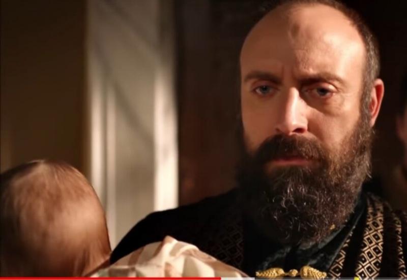 Как на самом деле проходило лечение младенца Шехзаде Джихангира? В самом сериале на это очень больно было смотреть