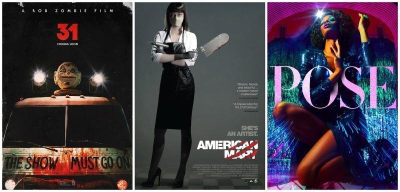 Мои самые любимые фильмы и сериалы