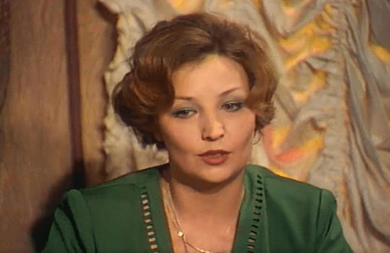 Ольга Остроумова - правдивая и прекрасная на сцене и в кино