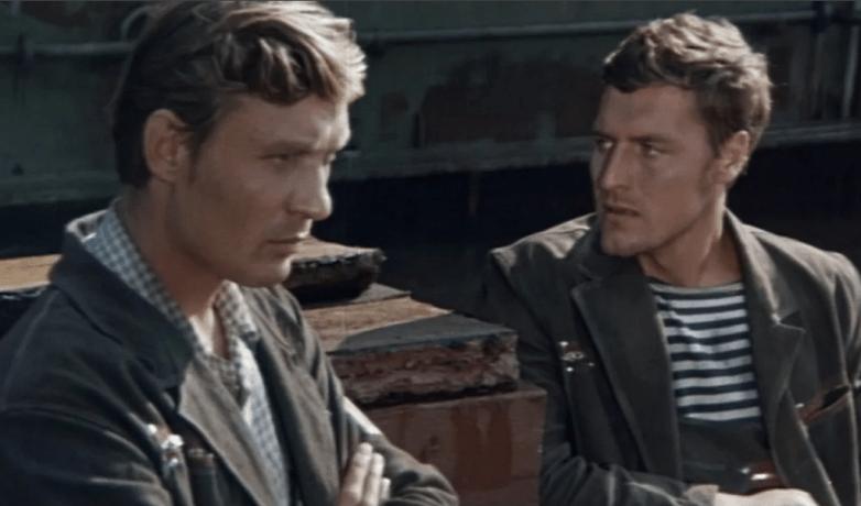 Первые роли советских актеров