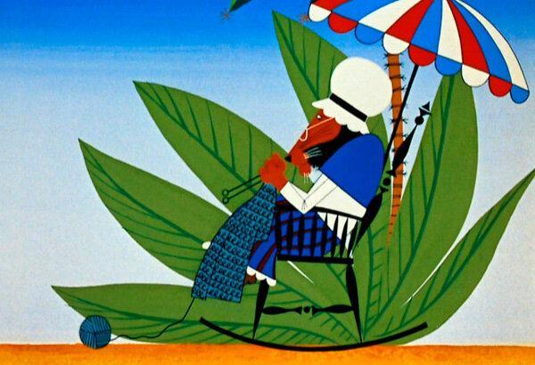 Тест: Попробуете угадать 7 советских мультфильмов, посмотрев лишь на кадр?
