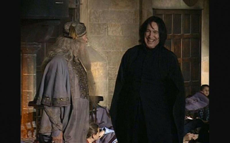 8 интересных и забавных случаев со съемок Гарри Поттера