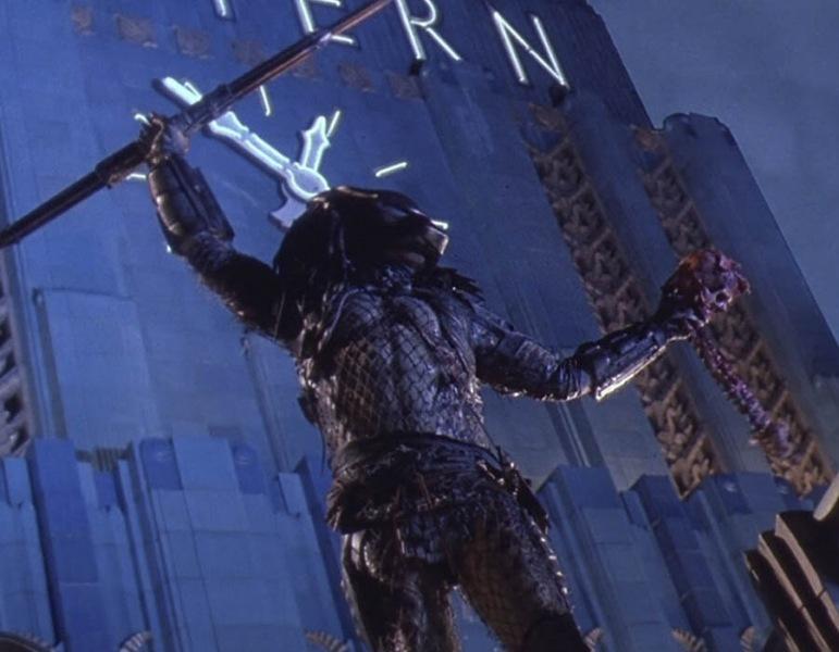 Гибель фильма «Хищник 2»