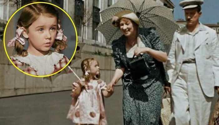 Как сложилась жизнь девочки, сыгравшей главную роль в фильме «Подкидыш»: Судьба Вероники Лебедевой
