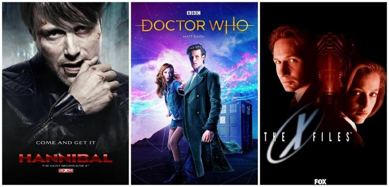 Мои любимые фильмы и сериалы