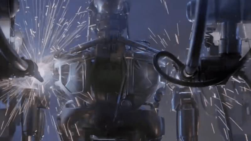 Отснятые сцены «Терминатора 2», которые не вошли даже в режиссерскую версию фильма
