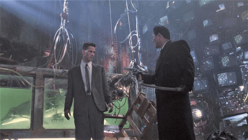 Почему провалился киберпанк-боевик 1995 года с Киану Ривзом