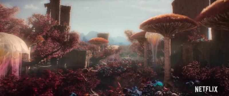 Трейлер документального сериала Alien Worlds — как может выглядеть жизнь на других планетах?