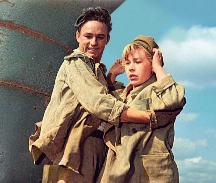 Актерские подвиги Николая Рыбникова на съемках фильма «Высота», от которых у режиссера дрожали колени