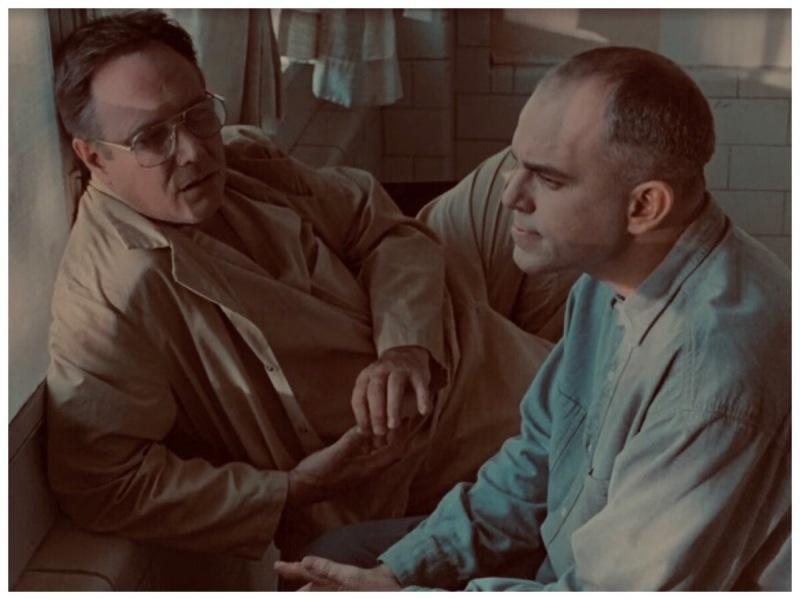 """Фильм """"Отточенное лезвие"""". После 25 лет заключения опасного преступника выпускают из лечебницы"""